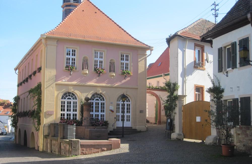 Hambach - Old town hall