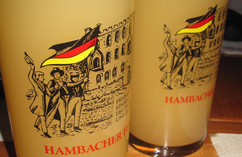 Hambacher neuer Wein