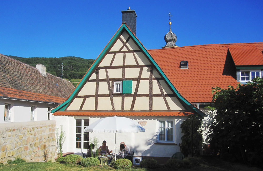 Hof Albert - Ferienwohnung